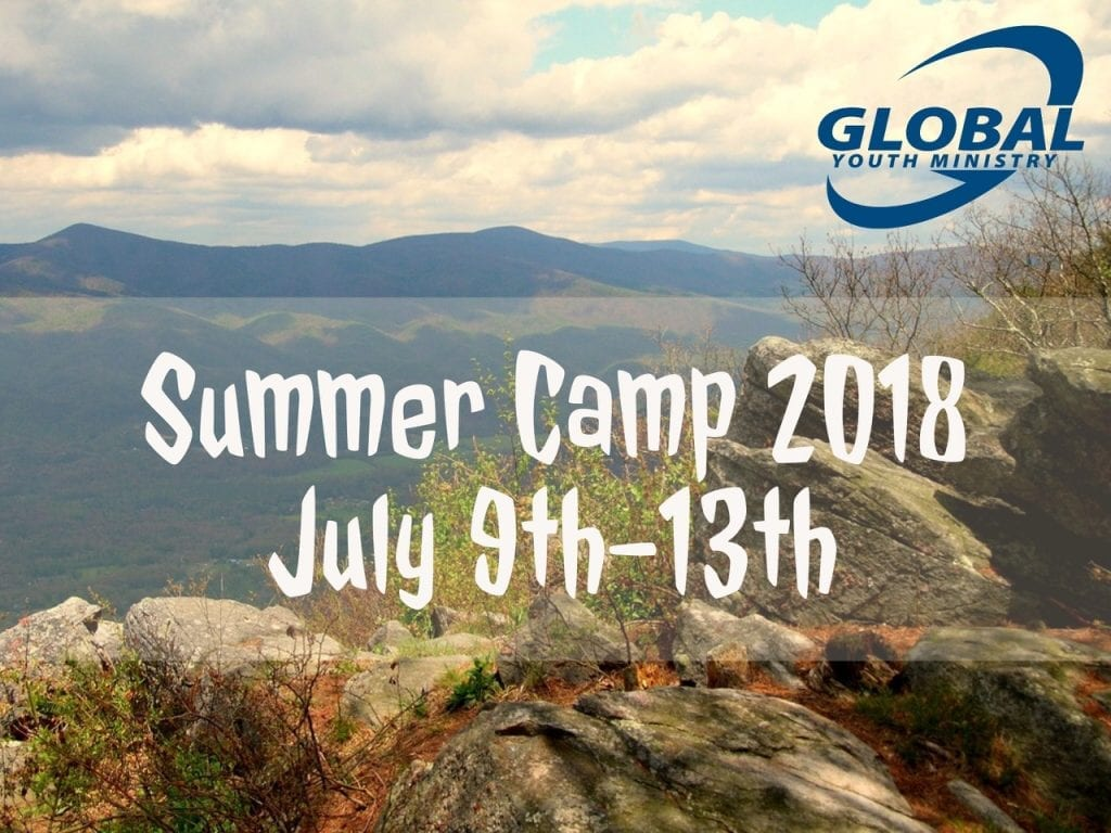 global summer camp 2018