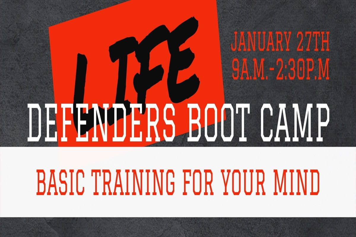 life defenders boot camp