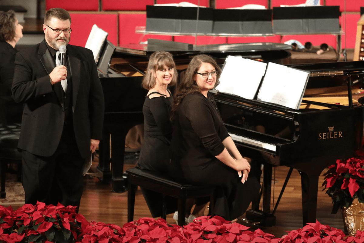 Christmas Piano Extravaganza 2018