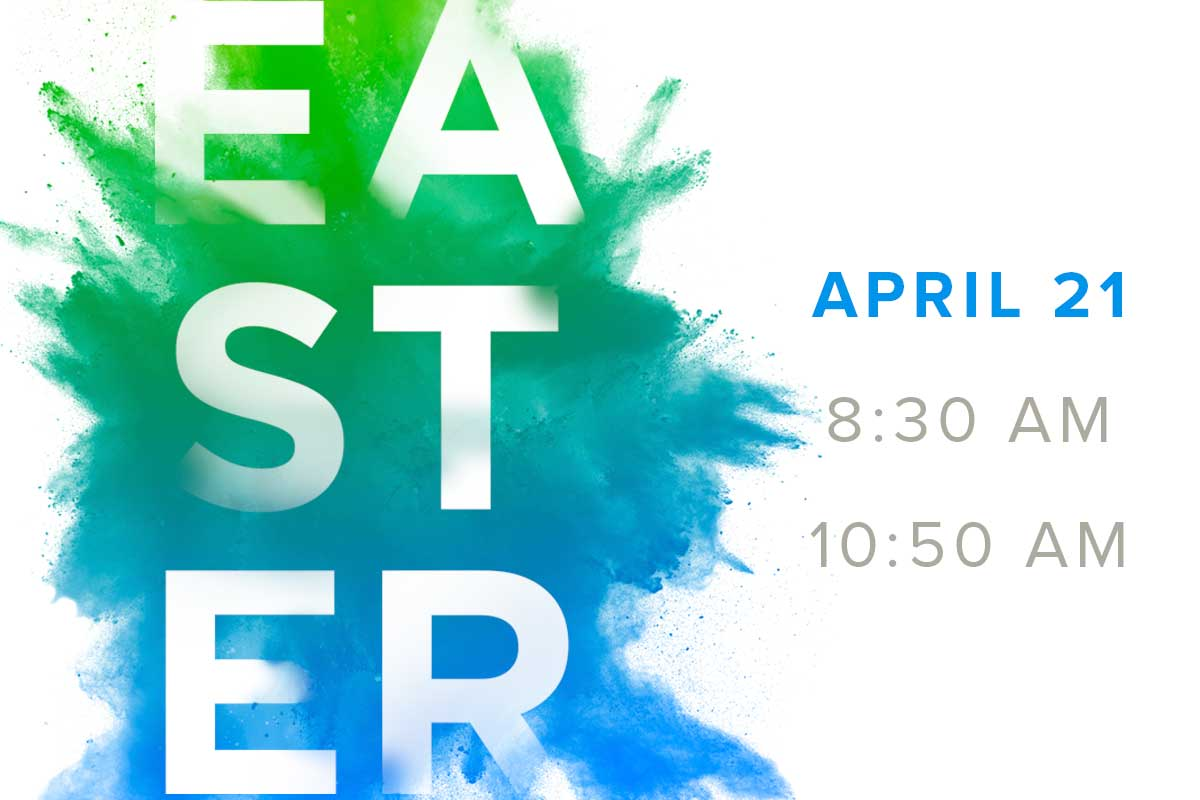 Easter at First Baptist Newnan