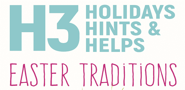 Holidays Hints and helps